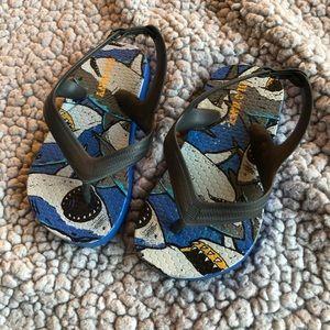 Old Navy Size 6 Toddler Flip Flops